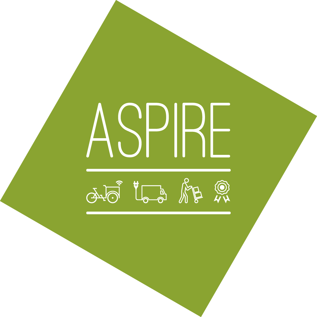 LIFE ASPIRE – Advanced logistics platform with road pricing and access criteria to improve urban environment and mobility of goods